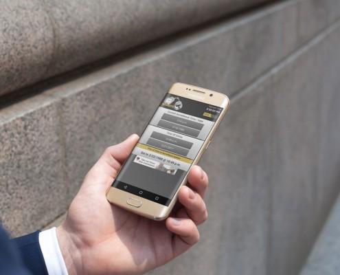 Private Investigator Testing app